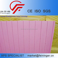 Extruded Polystyrene Foam Board, fire resist thermal insulation material
