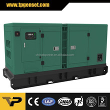 120kw/150kva Diesel Generators Powered by Cummins with Sound Attenuated Enclosure