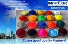 Pigmento pigmento orgánico