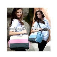 New Style Classic Designer Canvas Women's Diaper Bag