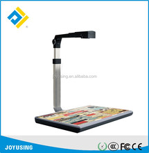 Equipped with LED light high resolution auto focus document scanner price