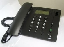 VOIP Phone With software and driver Corded USB Skype Phone