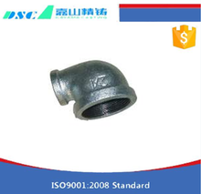 Precision CNC machining cast stainless steel pipe fitting in zhejiang