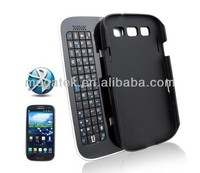 Slide mini bluetooth keyboard for samsung galaxy s3, for galaxy s3 keyboard