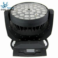 Promotion Price, 36pcs 15W RGBWA UV Spot LED Wash Moving Head Lights