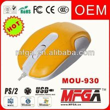 2012 best-selling 3d optical mouse