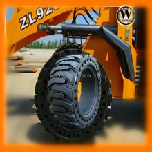 Quality assured anti puncture bobcat skid steer mini loader 10-16.5 12-16.5 wholesale tires price