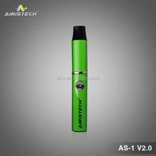 2015 USA market Best selling Airistech AS-1 Micro V2.0 vaporizer kit vape pen Micro wax pen vaporizer