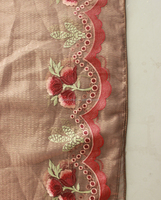 China Profeesional French Lace Fabric For Hotel Curtain