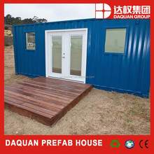 Modern Design Container Home Eco House 20ft 40 ft Multi Level House Steel Frame Casa Modular Container Strong Building