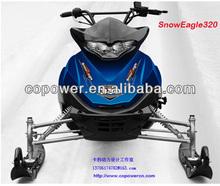 Nouveau 320cc Motoneige Scooter des neiges (usine direct)