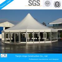 Aluminum Protective Car Shelter / Metal Car Canopy / Carport Tent for Parking