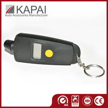 Most Popular Calibrated Digital Tires Pressure Keychain Gauge's