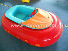 CE hot selling inflatable water aqua bumper boat for kids