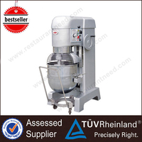 Professional Automatic Stainless Steel Spiral planetary mixer