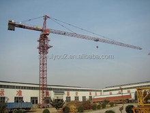 6t Tower Crane Mobile/Rail/Traveling Type Available Overseas Service Center TC5610