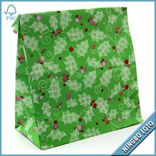 Reciclado de papel bolsas de almuerzo