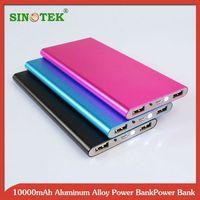 SINOTEK best quality li-polymer battery mobile power bank for blackberry