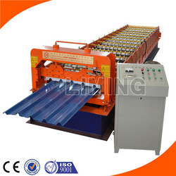Top sale High Speed Advanced Glazed Roof Panel Machine