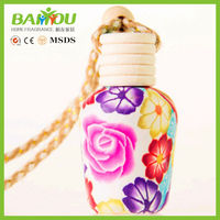 Hot new products 2015 car air freshener oil bottles