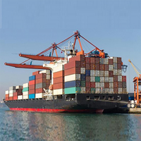 Air and sea freight shipping cost from guangzhou china to worldwide