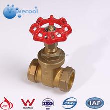 gate valve brass water flow control valve water valve