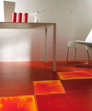 Surfloor decorative liquid vinyl flooring