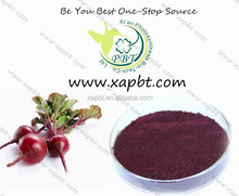 natural and nutritional 100% purity 0.3%~0.8% betanin / red beet root juice powder/red beet root powder