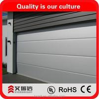 China wholesale garage door and window, latest design of garage door