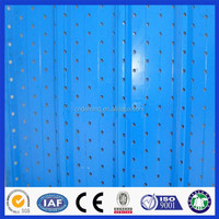 DM high quality steel wind dust fencing made in China(manufacturer/ISO9001)