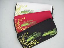 Heat sublimation printing 2015 heat transfer printed pencil bag
