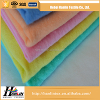 Low Cost High Quality Cotton plain dyed Fabric yarn dyed flannel fabric with construction factory