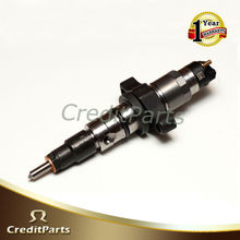 high quality Dodge Ram diesel fuel injectors bosch 0986435505 / 0445120114