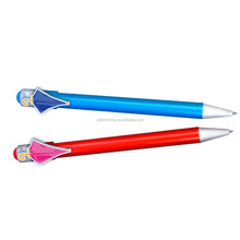 Cartoon Stationery Various Clip Office Cheap Ball Pen/Cartoon Pen/Personalized custom creative gift pen