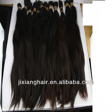 HOT SALING chinese virgin remy natural unprocessed human hair,virgin wholesale raw hair with 5A quality