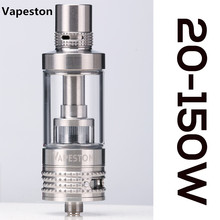 Top quality Vapeston Maganus glass vaporizer mini vivi nova tank clearomizer