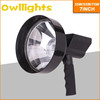 """HID Guangzhou 12V 100w 7inch HID Handheld Light , 7"""" Reflector Scope Mounted Light For Shooting"""