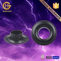 Custom eyelet high quality metal eyelet round brass garment / shoe eyelet