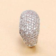 2015 hot fashion couple platinum mens tin rings