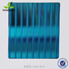 Clear blue polycarbonate Multiwall sheet/pc hollow sheet