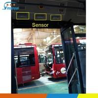 Intelligent passengers counter sensor