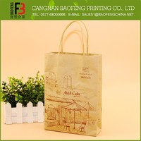 High Quality New Fashion Hot Chicken Paper Bag