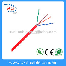 CAT6 FTP/UTP/SFTP LAN Cable, UL list, Pass FLUKE TEST