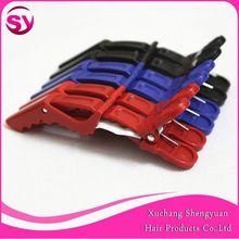 Quality Hair Salon Products Hot Sale Plastic Hair Pin, Colored Plastic Clip