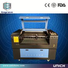 Unich!!! Cost effective and efficient mini co2 laser/small laser cutter/laser stone cutting machines