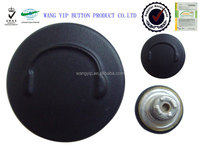 15mm black nickel free trousers metal jeans button