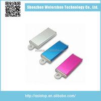 2015 good quality new mini bling durable cute usb flash drives