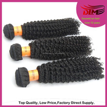 Kinky curly remy hair extensions, cheap brazilian hair wholesale, 100% brazilian remy hair