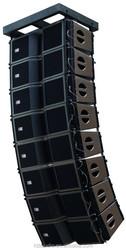 """Dual 8"""" Concert Line Array Speaker Sound System"""