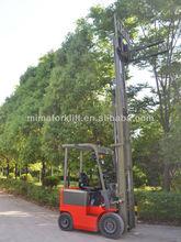 function of forklift truck TK